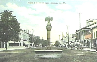 Main Street Then And Now